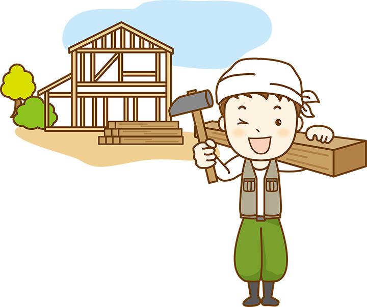"""木造住宅は""""木のプロフェッショナル""""にお任せください"""