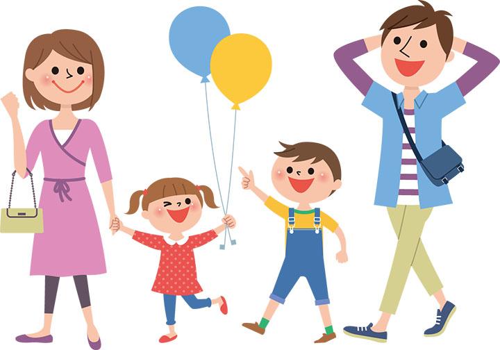 私たち工務店が考える「家族が幸せになれる家」の法則